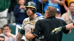 Must See: Tensions boil over between Lawrie, Herrera
