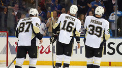 Rapid Fire: Penguins early exit