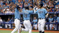 MLB: Blue Jays 1, Rays 5