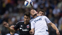 Whitecaps unable to capitalize on early lead