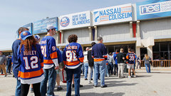 Saying goodbye to Nassau Coliseum