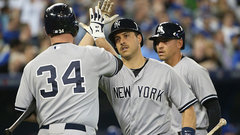 MLB: Yankees 6, Blue Jays 3