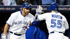 MLB: Yankees 1, Blue Jays 5