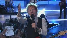 Ed Sheeran Intros Jason Derulo