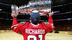 Will Brad Richards strike it rich?