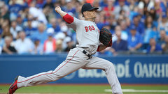 MLB: Red Sox 3, Blue Jays 1