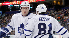 Day of mixed emotions for Phaneuf