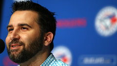Anthopoulos happy to get top of the line starter