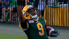 CFL Must See: Watkins' pick six adds to Eskies' lead