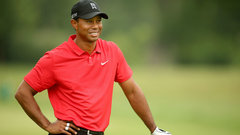 Woods happy with progress at the Greenbrier
