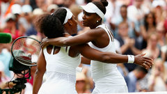 Serena downs sister Venus in straight sets