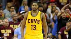 Thompson looking for mega-deal with Cavs