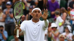 Kyrgios's brother 'disgusted' by 'racist' Fraser comments