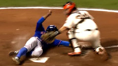 Must See: Pence completes amazing double play