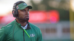 Chamblin's days with the Riders at an end?