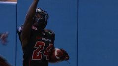 CFL Must See: Gavins' pick six against Argonauts