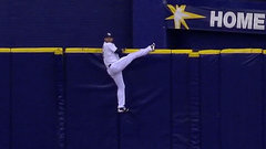 The Worst: Catwalk leaves Kiermaier hanging