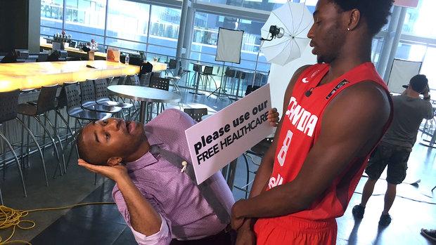 Cabbie Presents: Meet FIBA's Team Canada