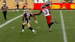 CFL Must See: Fuller makes one-handed stab