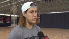 Olynyk's status up in the air