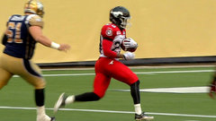 CFL Must See: Wall's pick-six