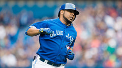 Encarnacion, Blue Jays firing on all cylinders