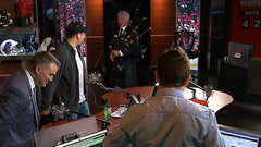 Leafs Lunch Returns: Bagpipe Herald