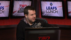 Leafs Lunch Returns: Hayes trending HockeyDB