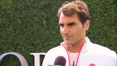 Federer still changing his game