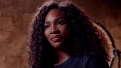Serena on US Open: 'I don't feel pressure to win here'