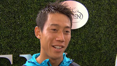 Marathon win over Raonic still fresh in Nishikori's mind