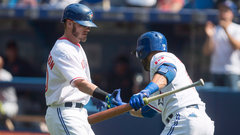Blue Jays continue to roll in August