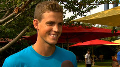 Pospisil feeling confident about his game