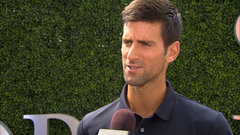 Djokovic adds new dimension to his game