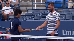 Must See: Serve the ball, not the racket!