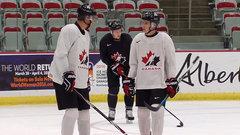 Strome, Marner lead Team Canada as Showcase continues against Czechs