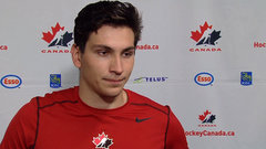 Dal Colle ''trying to be a leader'' for Canada