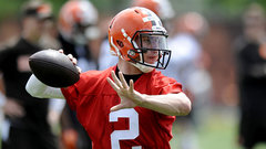 New start for Johnny Football
