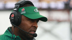 Chamblin feeling the heat in Riderville