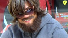 Must See: Ronaldo wows crowd disguised as vagabond