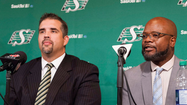O'Day, Dyce bringing new mindset to Riderville