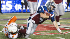 Sloppy Alouettes their own worst enemy