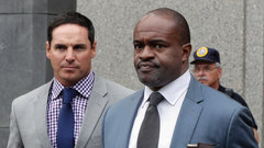 DeMaurice Smith, Cossack heatedly debate NFL discipline process