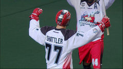 NLL: Stealth 13, Roughnecks 15