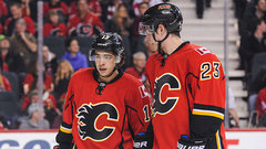 Flames not treating benching as a big deal