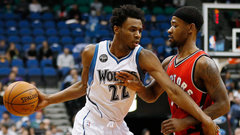 NBA: Raptors 112, Timberwolves 117
