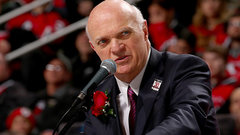 Lamoriello weighs in on Phaneuf trade, Brodeur ceremony