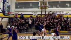 Must See: High schooler drains full-court shot for stunning win at the buzzer