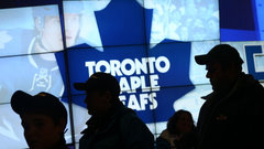 No events for the Maple Leafs' 100th anniversary?