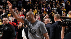 Kobe on what he hates most on farewell tour: 'That we suck'